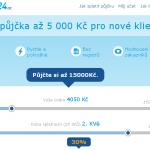 SMS půjčka od Kredito24